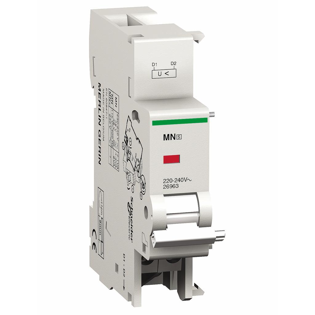 Mayer-Multi9 - undervoltage release - MNs - 220/240 V AC-1