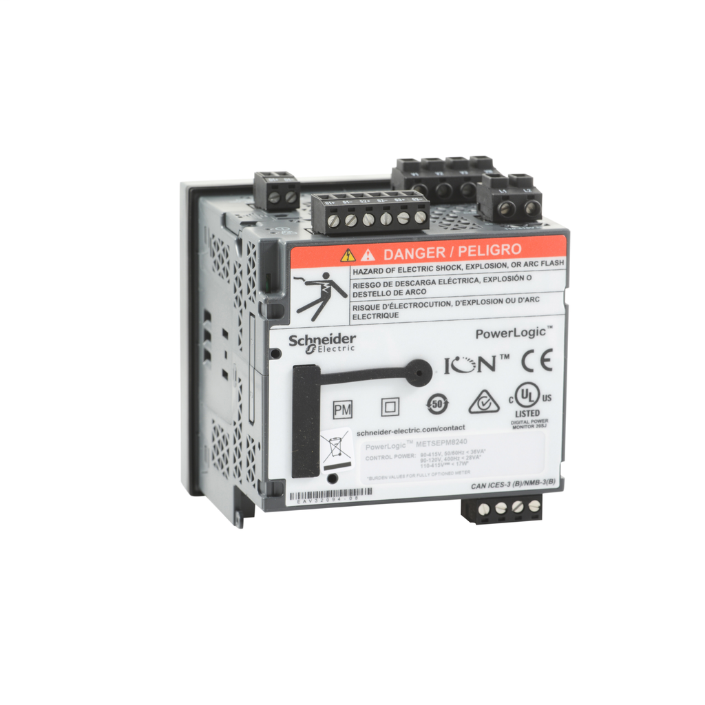 Mayer-PowerLogic PM8000 - PM8240 Panel mount meter - intermediate metering-1