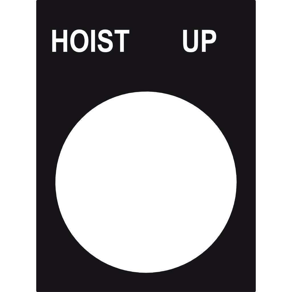 Mayer-Nameplate (H-1