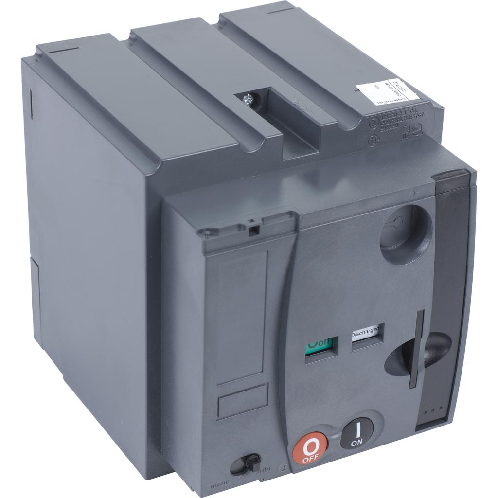 Mayer-Motor operator circuit breaker, PowerPact L, 440-480 V, AC, MH-1