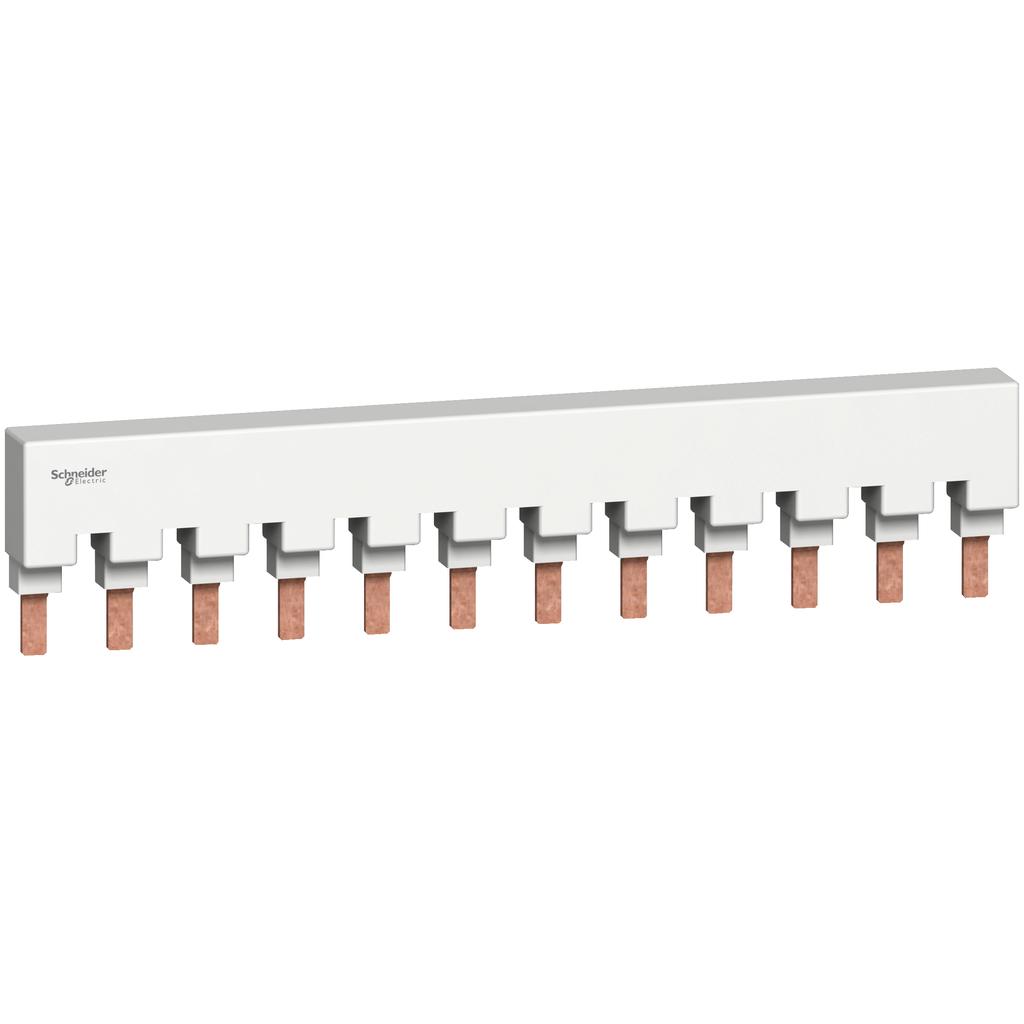 Mayer-Multi9 - comb busbar - 2L - 18 mm pitch - 12 modules - 115A-1