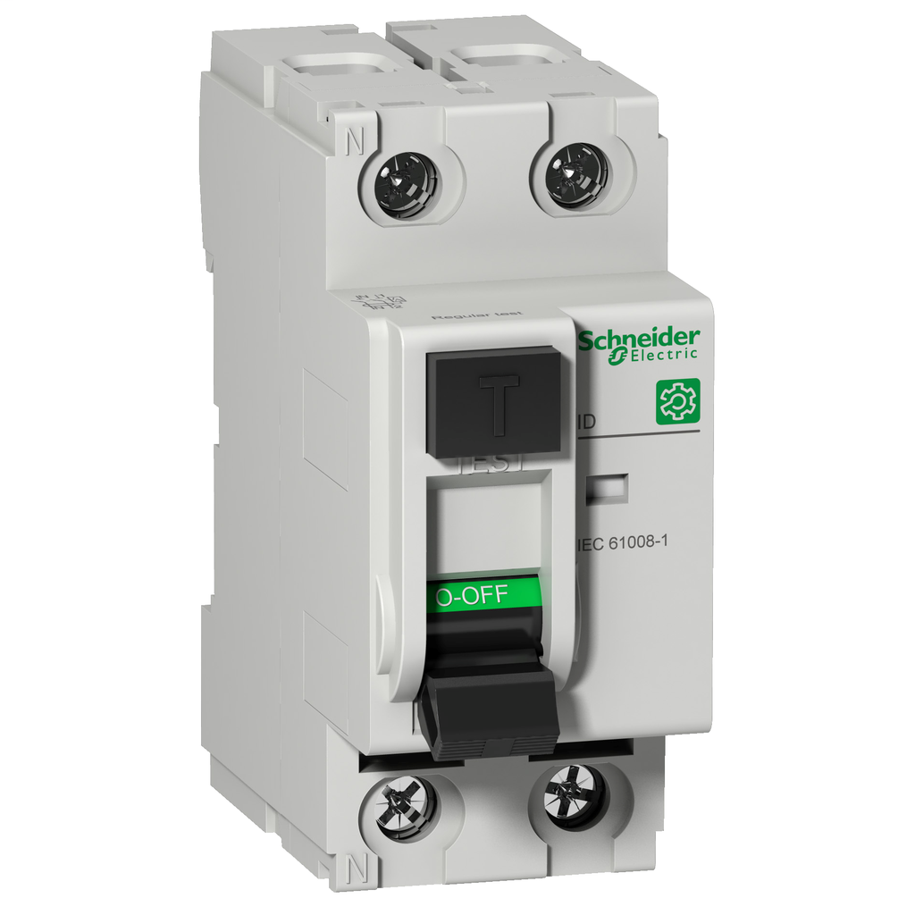 Mayer-Multi9 ID - residual current circuit breaker - 2P - 25A - 30mA - type AC-1