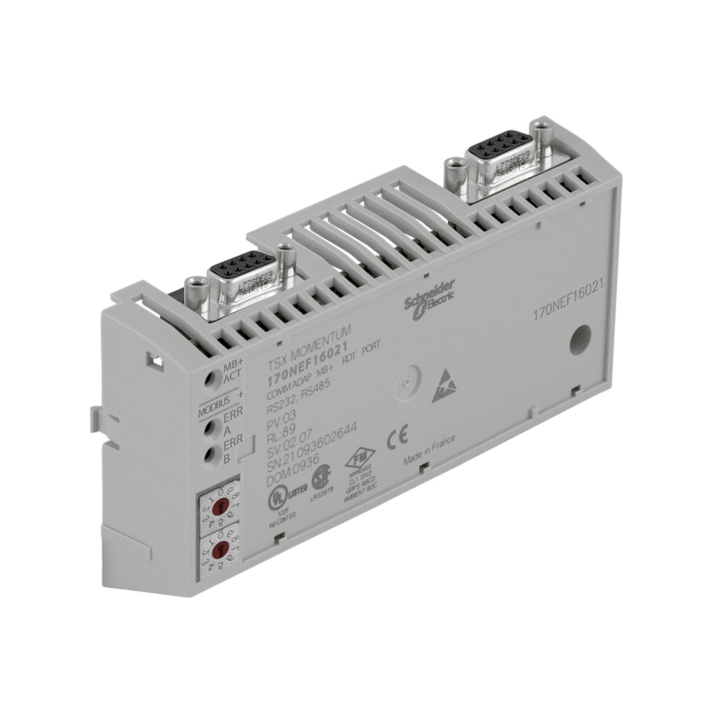 Mayer-Modicon Momentum - Modbus Plus communication adaptor-1