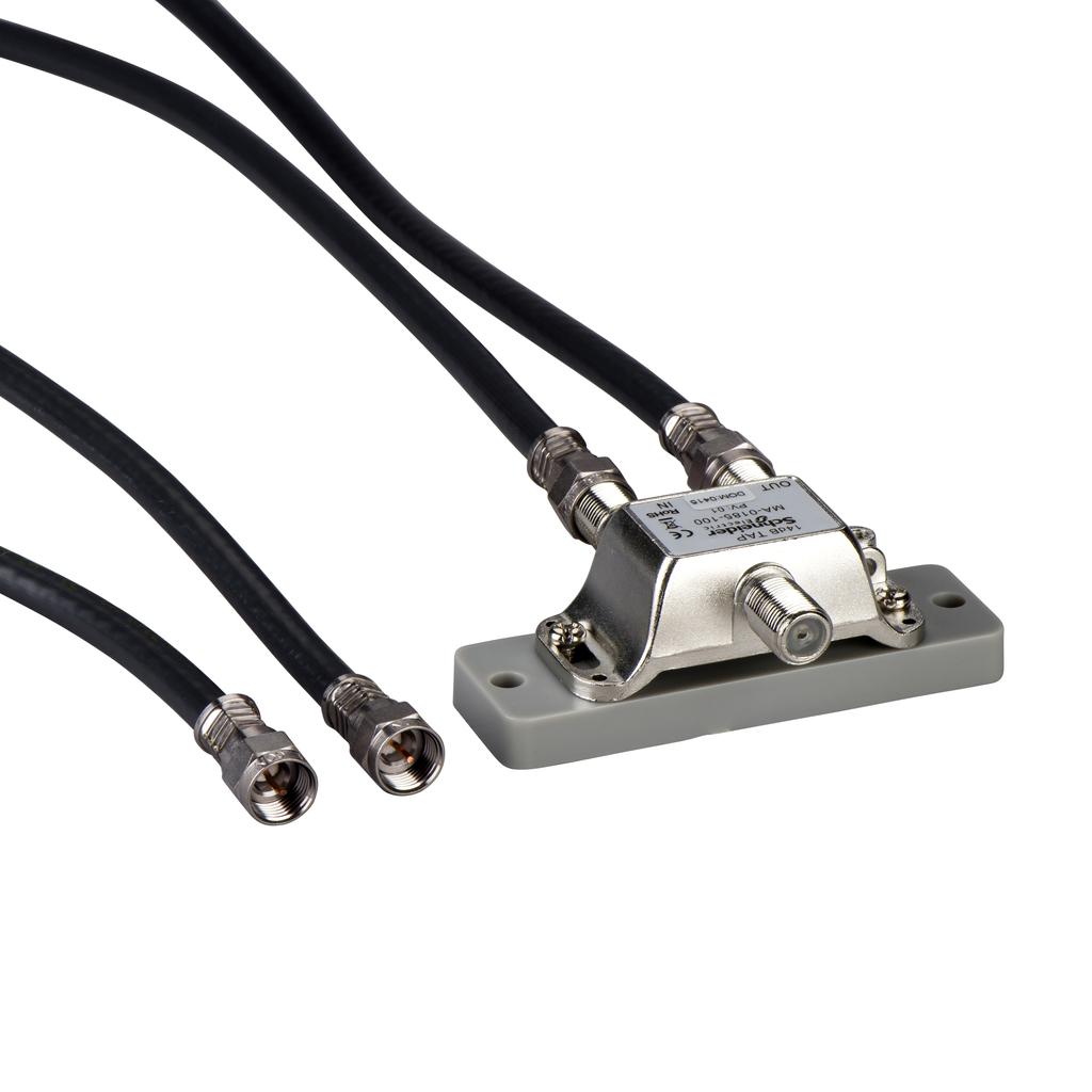 Mayer-Modicon Quantum - tap-off kit for RIO station for RIO station-1