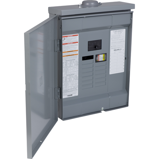 Mayer-LOAD Center QO1612M125FTRB WITH 100A MB-1