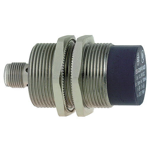 Mayer-Inductive proximity sensors XS, inductive sensor XS6 M30, L74mm, brass, Sn22mm, 12...48 VDC, M12-1