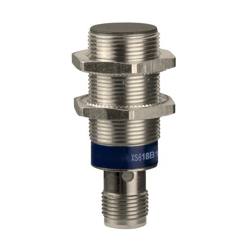 "Mayer-Inductive proximity sensors XS, inductive sensor XS6 M18, L73mm, brass, Sn8mm, 24...240VAC/DC, 1/2""-1"