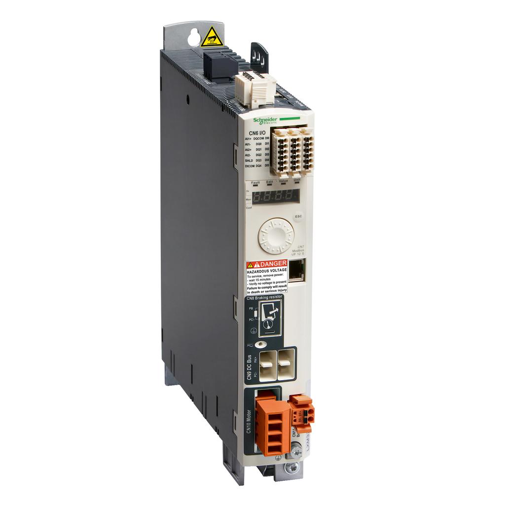 Mayer-Motion servo drive, Lexium 32, three phase supply voltage 208/480 V, 0.9 kW-1