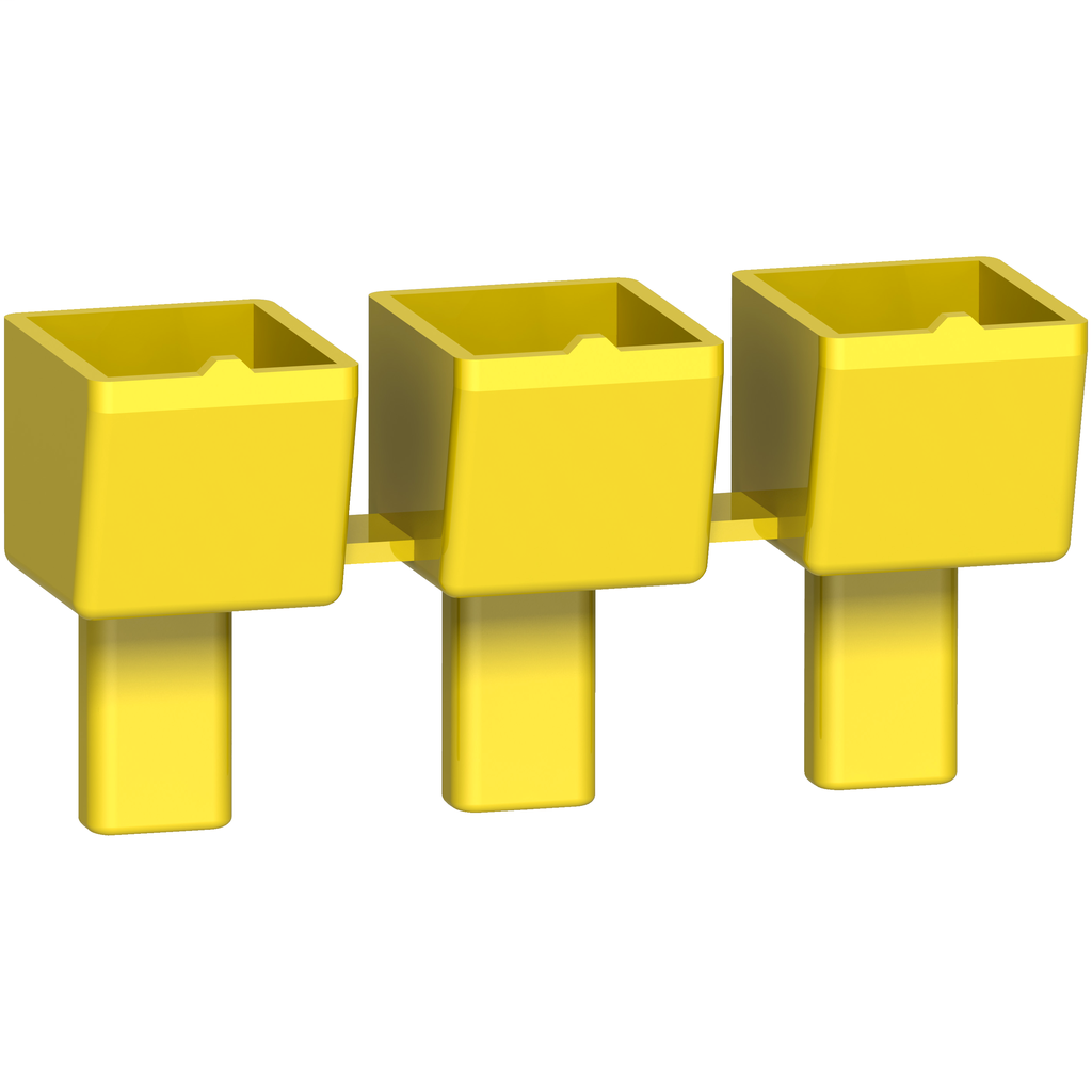 Mayer-Multi9 - touth covers for M9XC comb busbar - set of 5-1