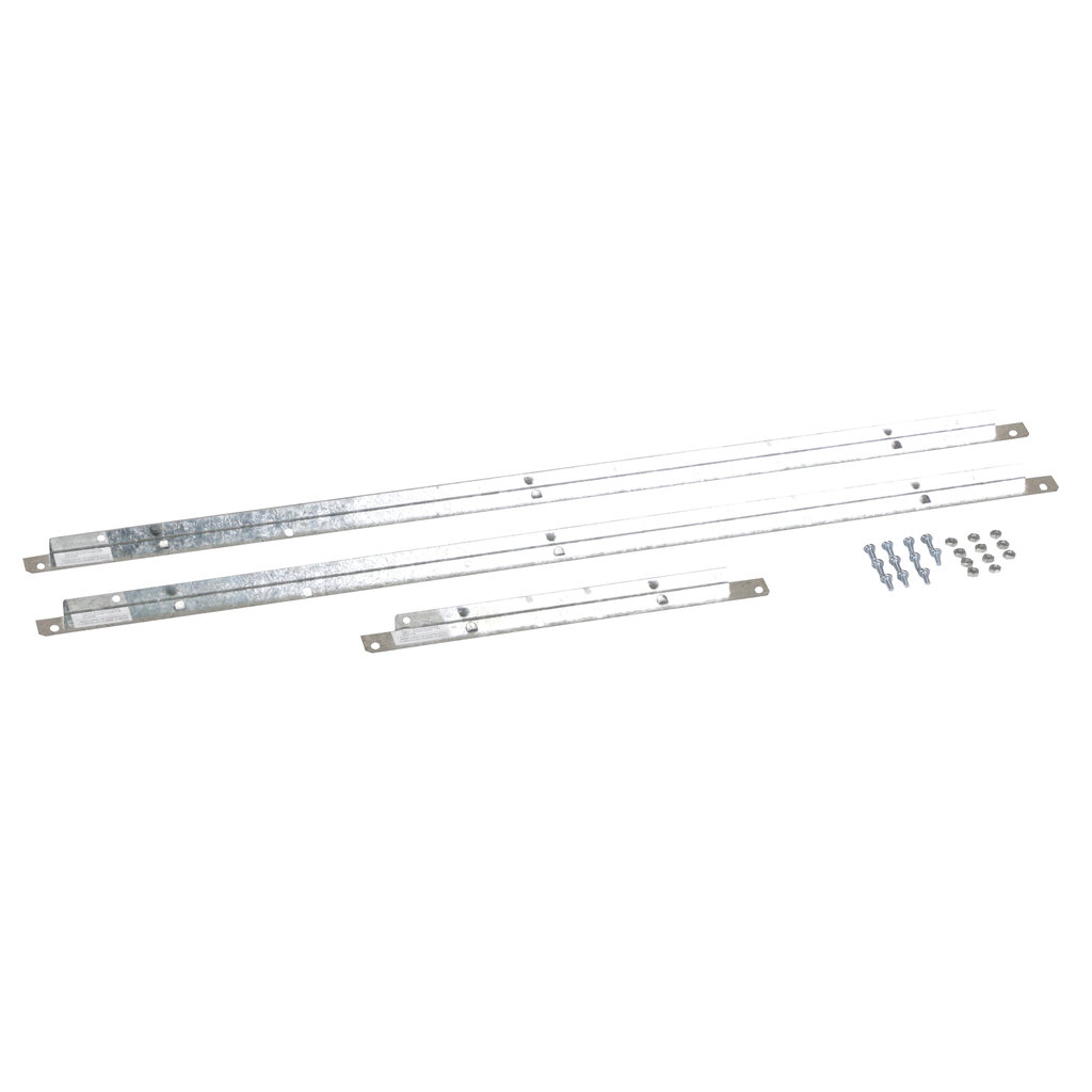 Mayer-MP Meter Pak, meter center, flange kit, 2 position meter centers, 125 A-1