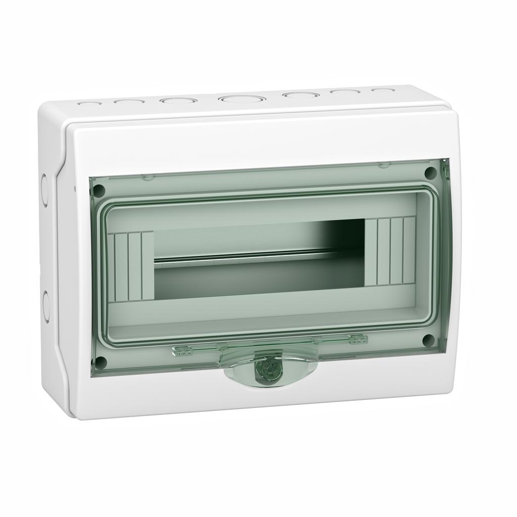 Mayer-mini Kaedra - for modular device - 1 openings - 12 modules - 1 terminal block-1