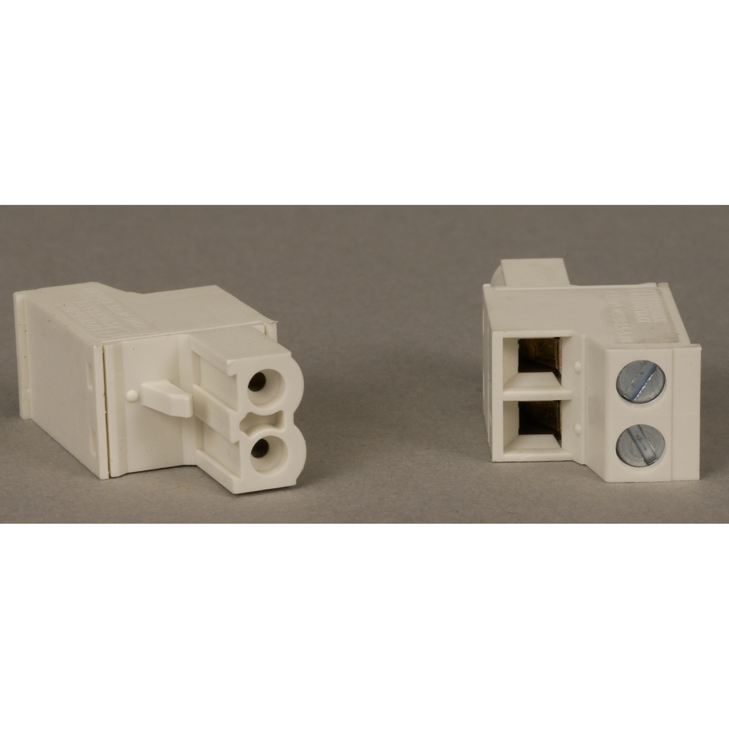 Mayer-Modicon STB - 2 pin removable connector for 24 V DC power supply - screw - type-1