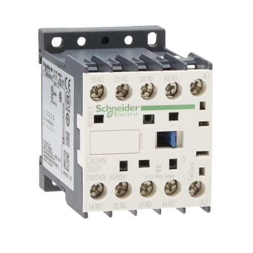 Mayer-TeSys K control relay - 3 NO + 1 NC - <= 690 V - 230...240 V AC coil-1