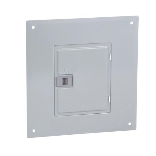 Mayer-Cover, QO, load center, 12 circuits, flush-1