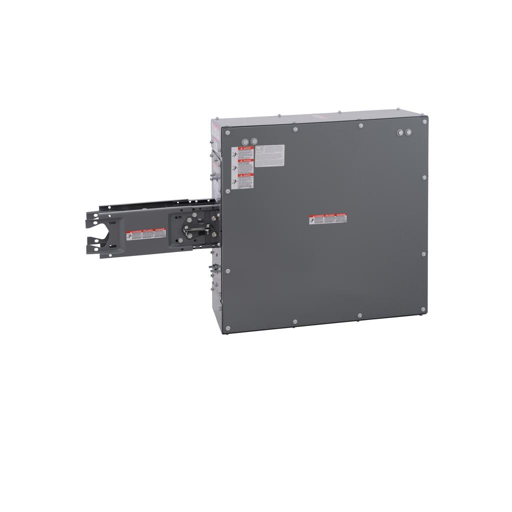 Mayer-End Tap Box - I-Line - 1200A - 3W - Cu - Bolt - 29.14x11.00x28.00in-1