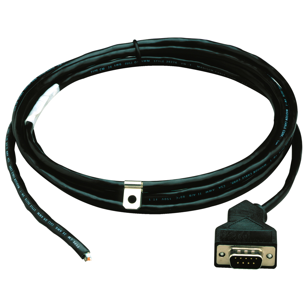 Mayer-Modbus Plus drop cable - between junction box and SUB-D9 - left side - 2.4 m-1