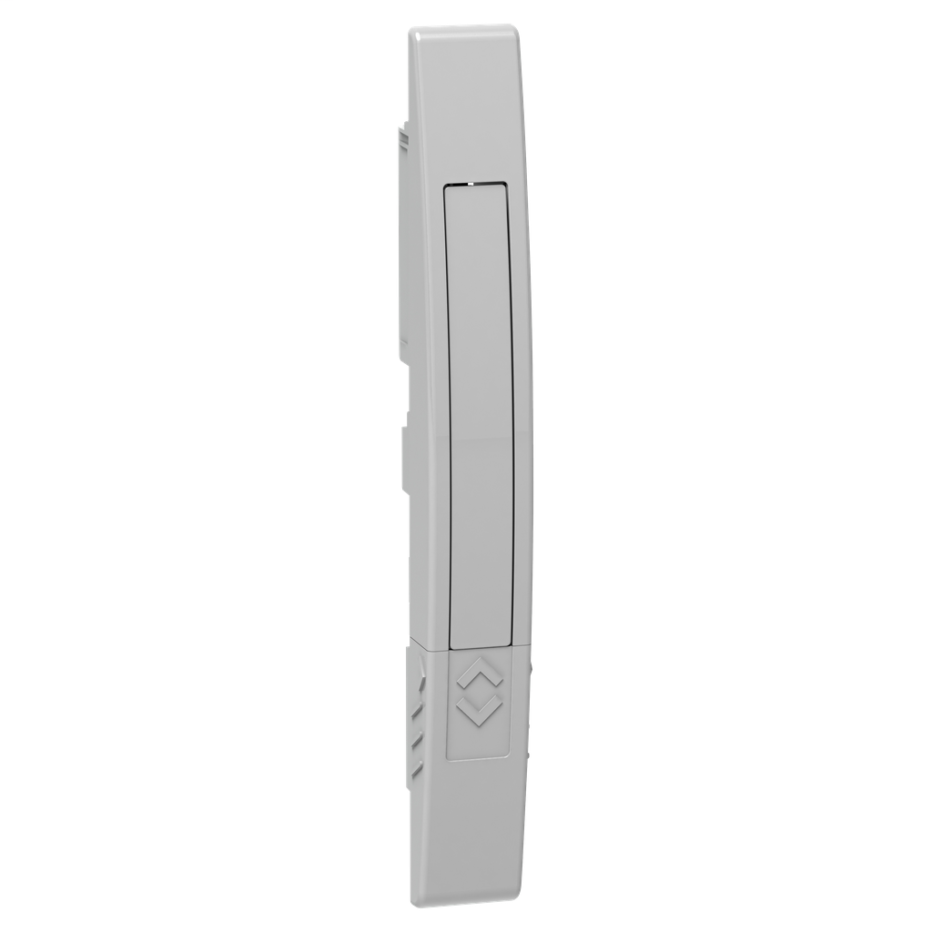 Mayer-Handle lock polyamid (without insert) for PLA - Ral 7035-1