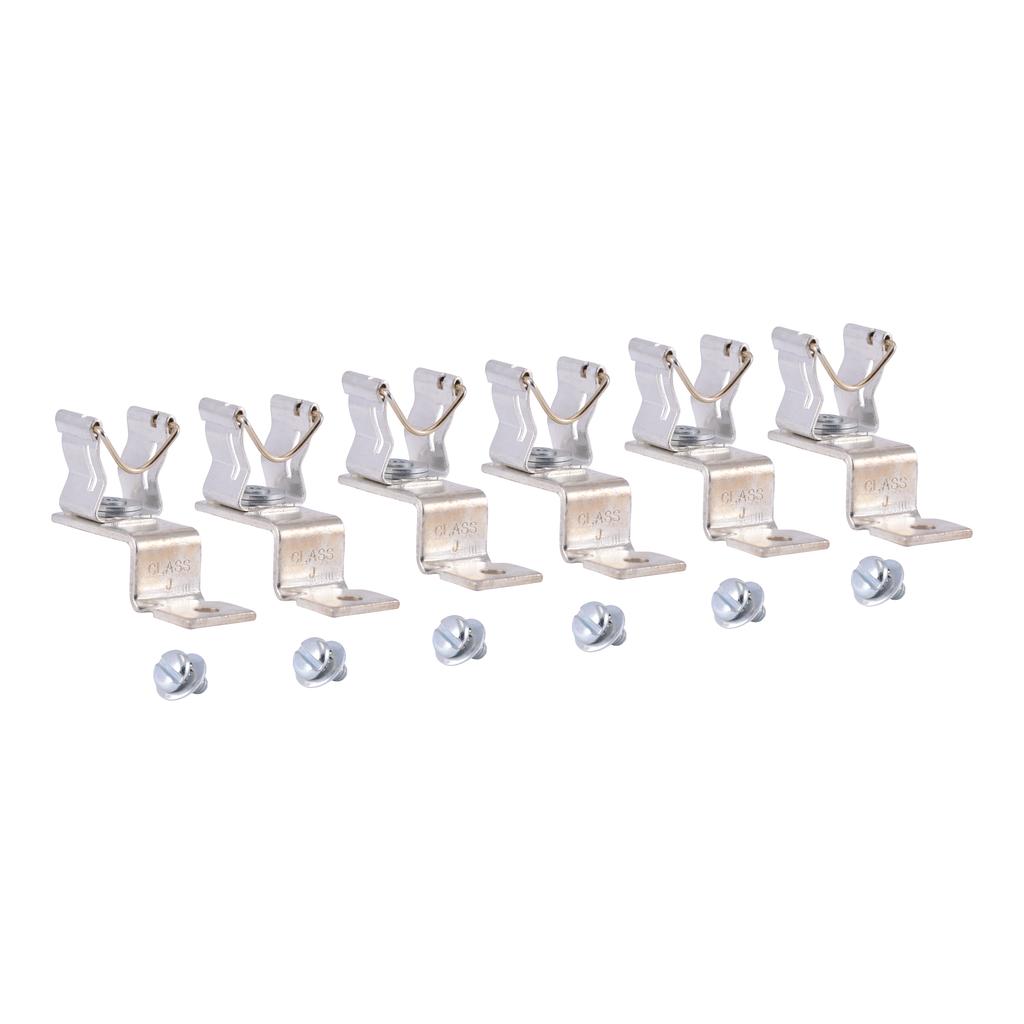 Mayer-NEMA Motor Starter and contactor, Type S, fuse clip kit, class J fuse, 30A, 600 V, NEMA 0, 1 or 30A lighting contactor-1