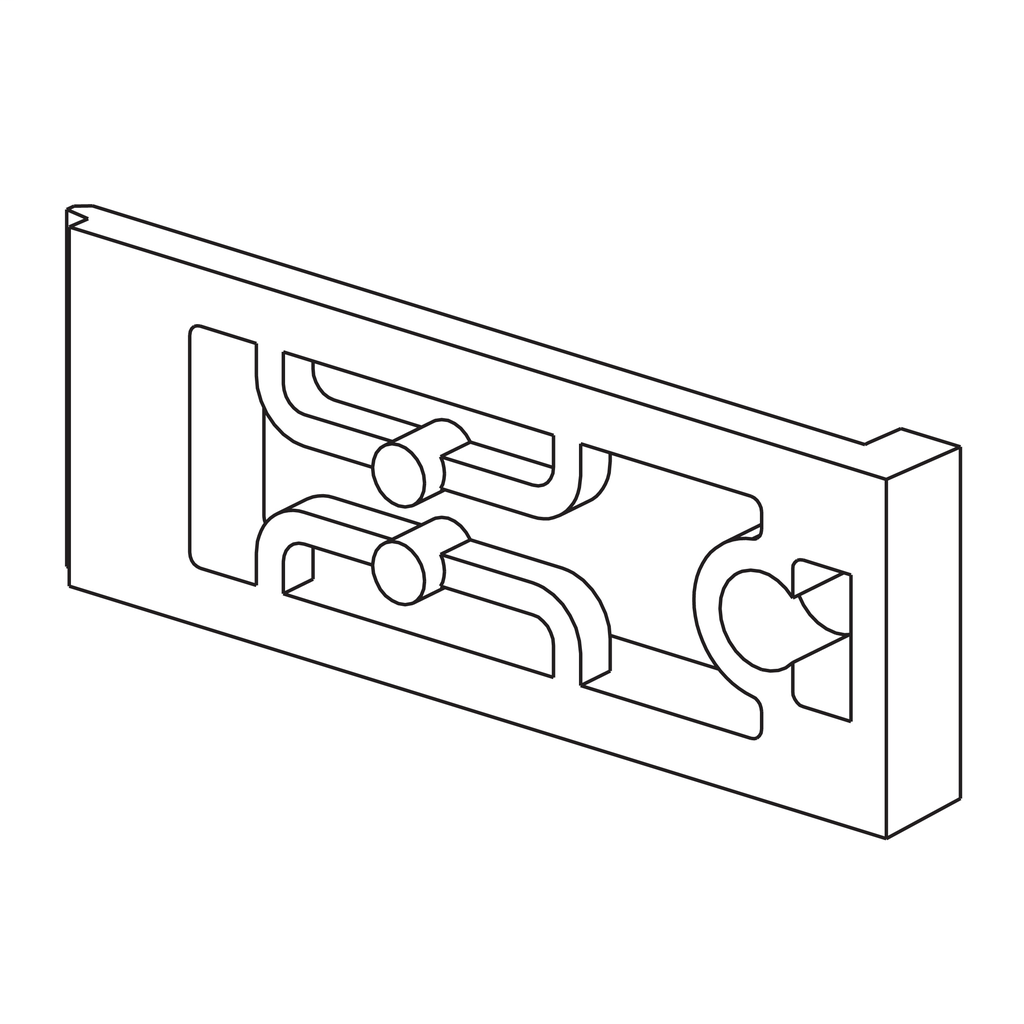 Mayer-Modicon M172 Performance 12 clips-on lock for Panel Mounting-1
