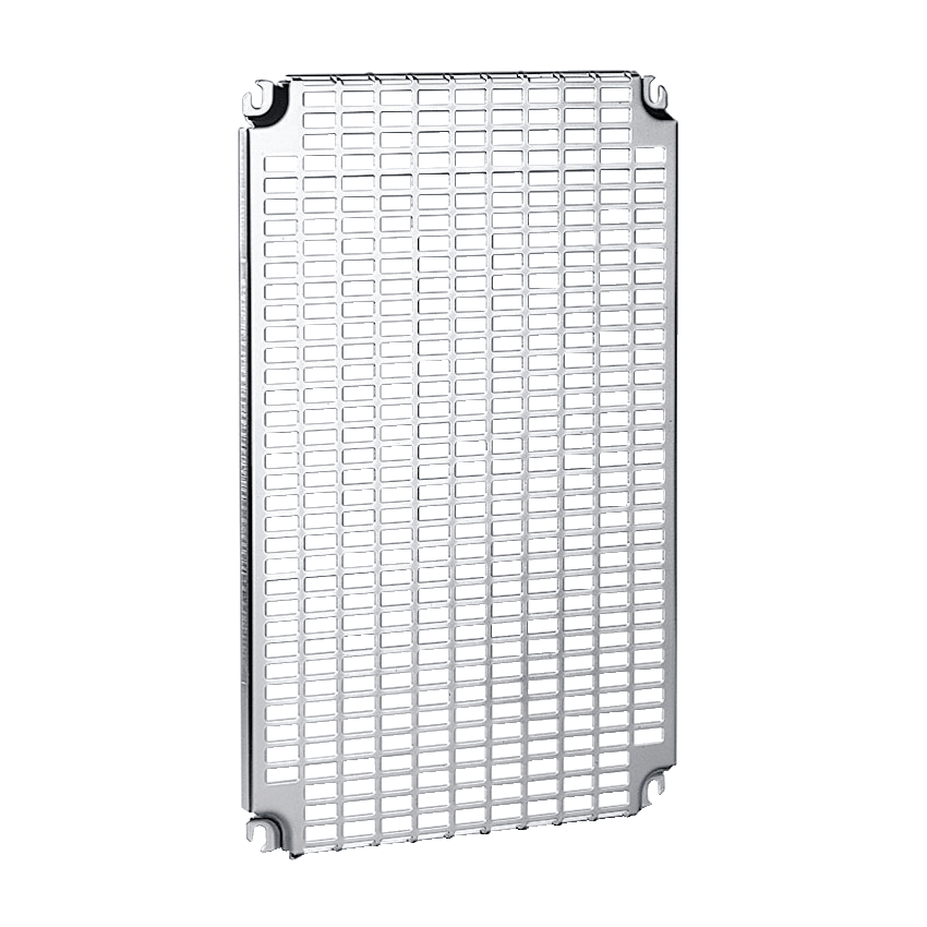 Mayer-Monobloc perforated plates, H300xW200mm with universal perforations 11x26mm-1