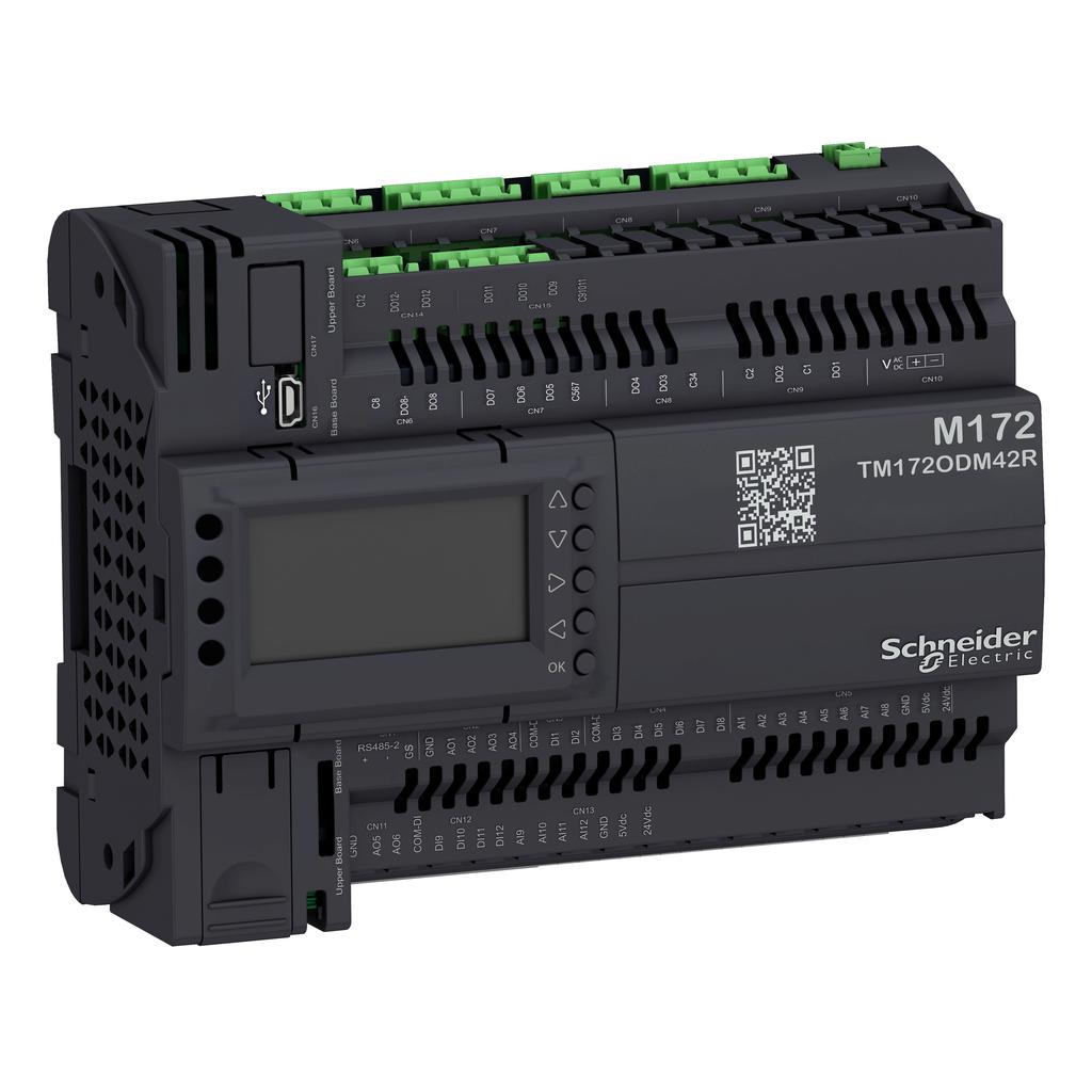 Mayer-Modicon M172 Optimized Display 42 I/Os-1