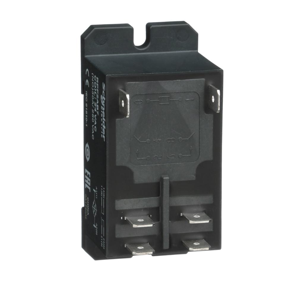 Mayer-Harmony, Power plug-in relay, 30 A, 2 NO, 24 V AC-1