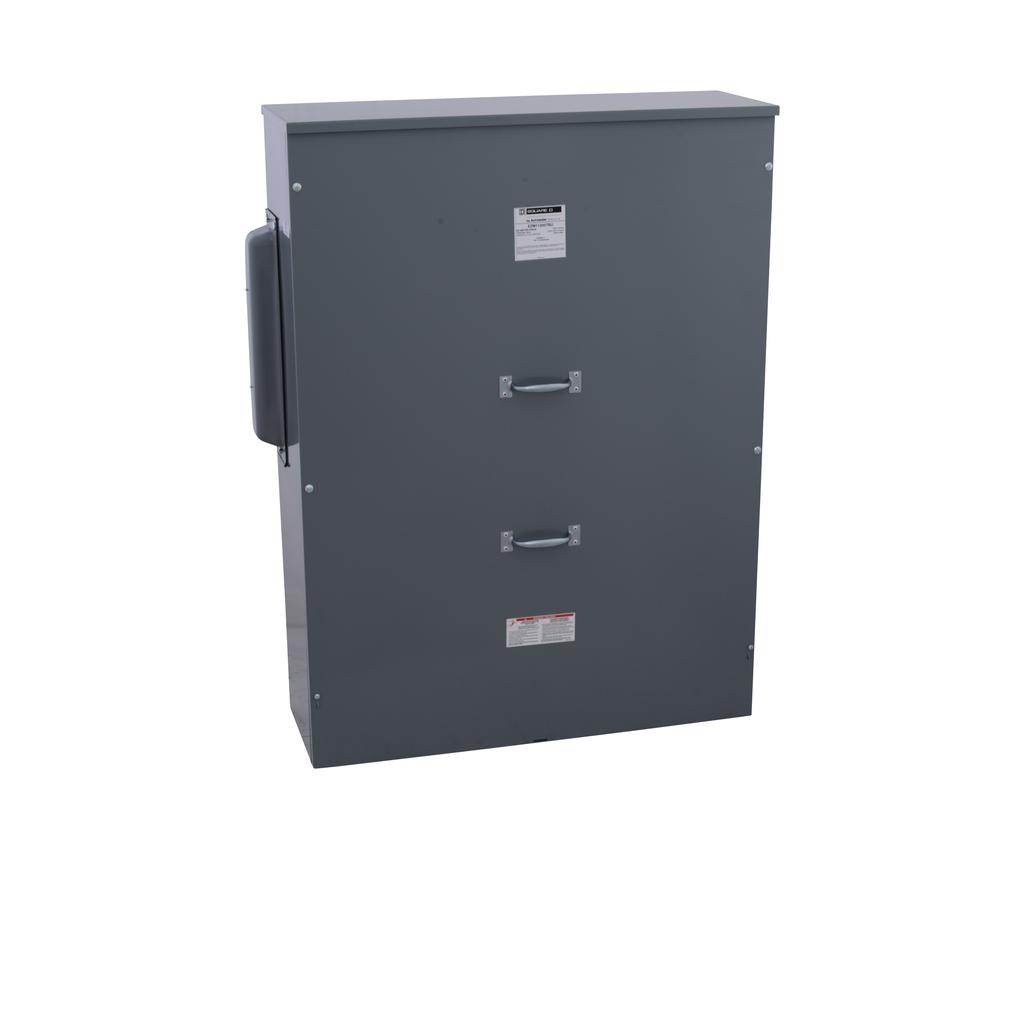 Mayer-EZ Meter Pak, main lugs terminal box, UG, 1200 A, single phase 3W, 120/240 VAC-1