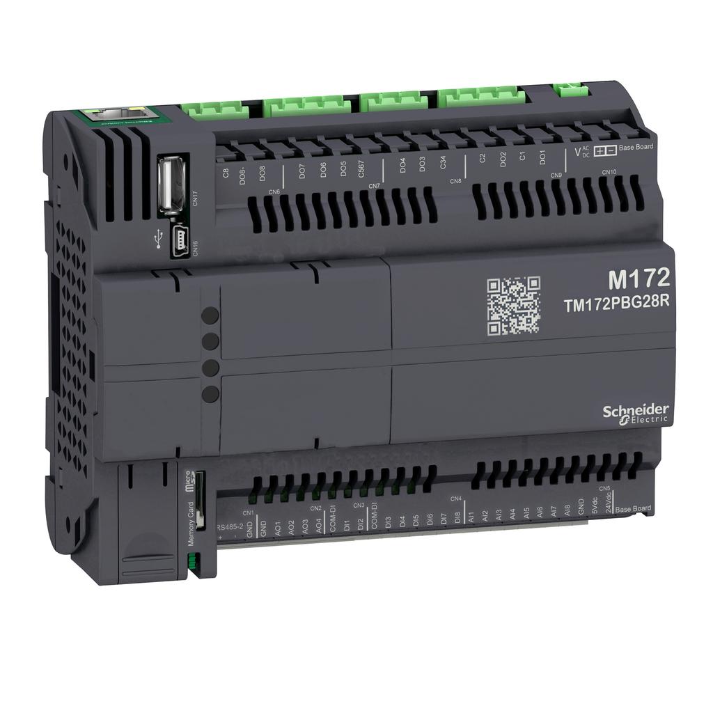 Mayer-Modicon M172 Performance Blind 28 I/Os, Ethernet, Modbus-1