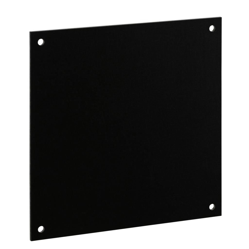Mayer-Insulating bakelite mounting plate for PLS box 27x27cm-1