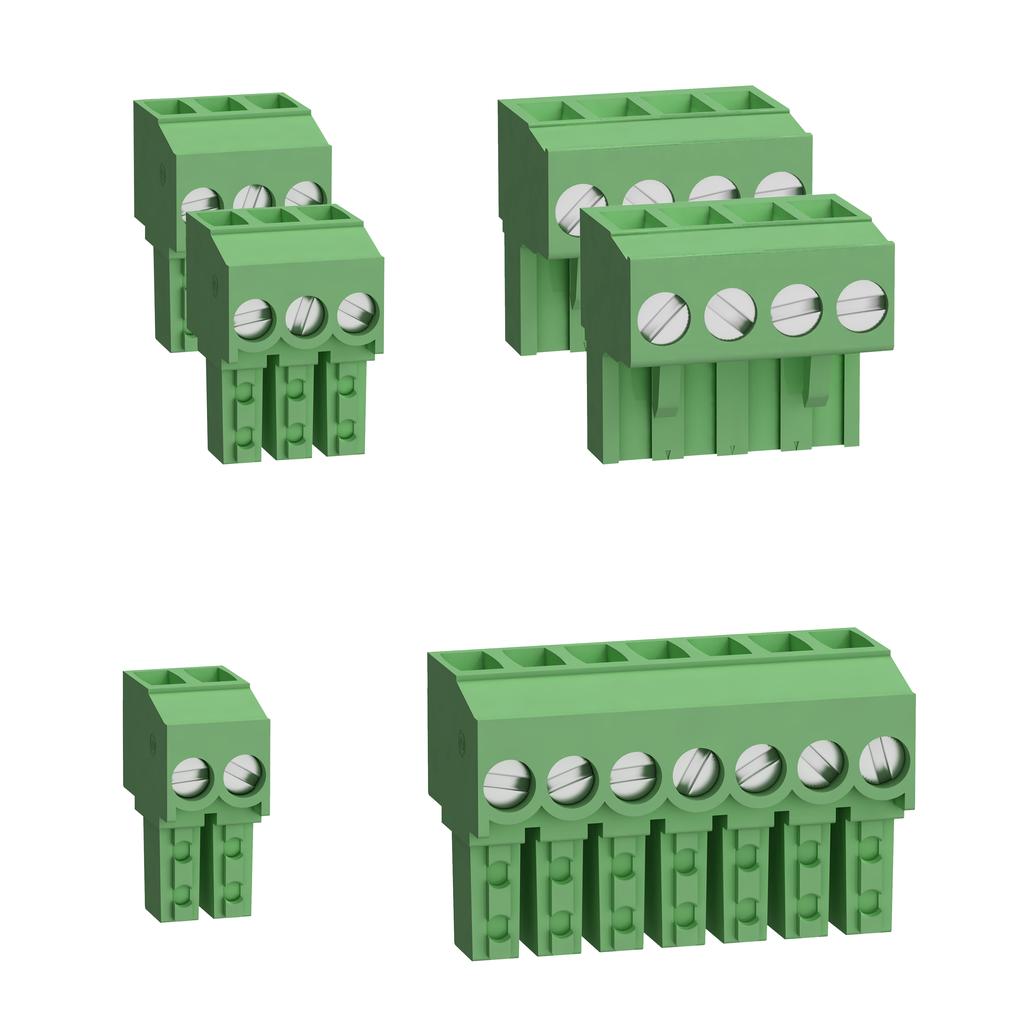 Mayer-Modicon M172 expansion 12 I/Os screw terminal Blocks-1