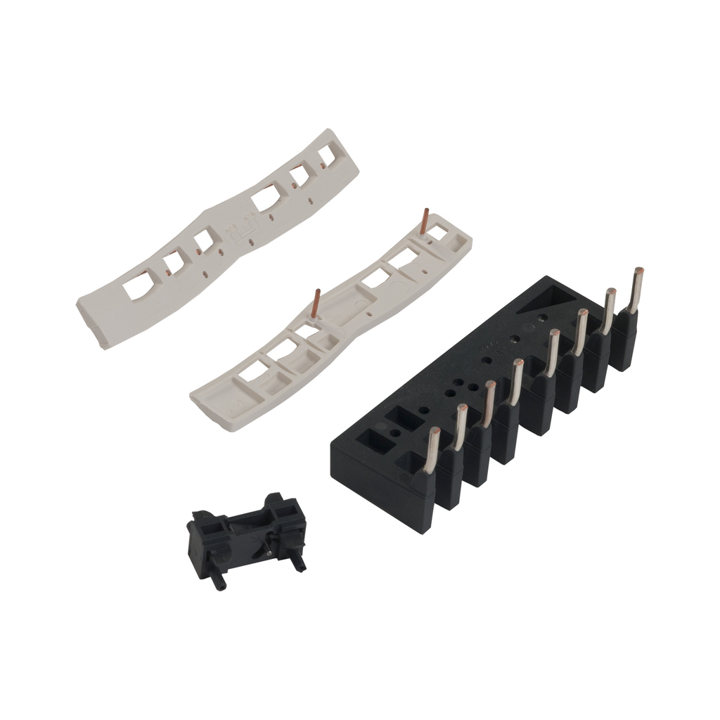 Mayer-Kit for assembling 4P changeover contactors, LC1DT20-DT40 with screw clamp terminals, with electrical interlock-1