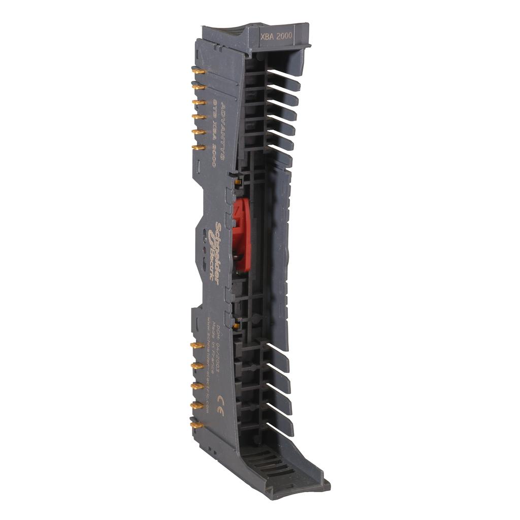 Mayer-Modicon STB - mounting base - for I/O module internal bus extension-1