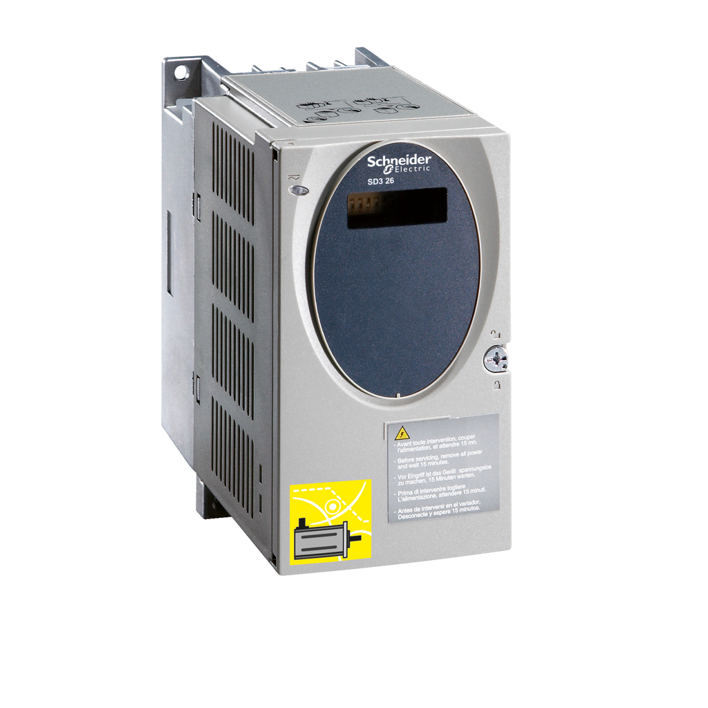 Mayer-motion control stepper motor drive - SD326 - pulse/direction - <= 6.8 A-1