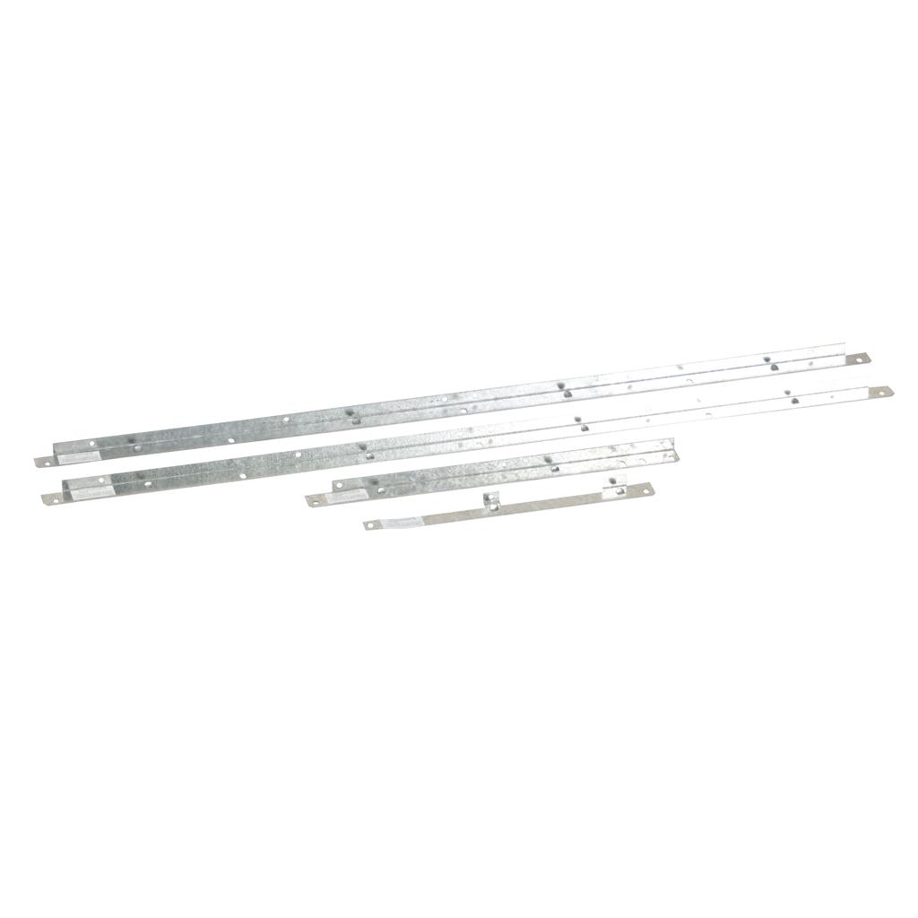 Mayer-MP Meter Pak, meter center, flange kit, 3 position meter centers, 200 A-1