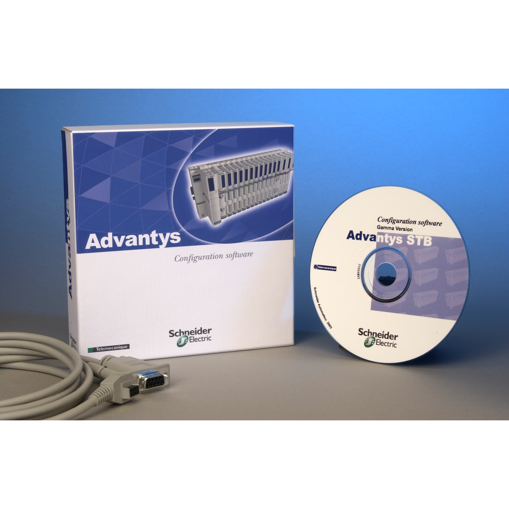 Mayer-Modicon STB - Advantys Configuration Software-1