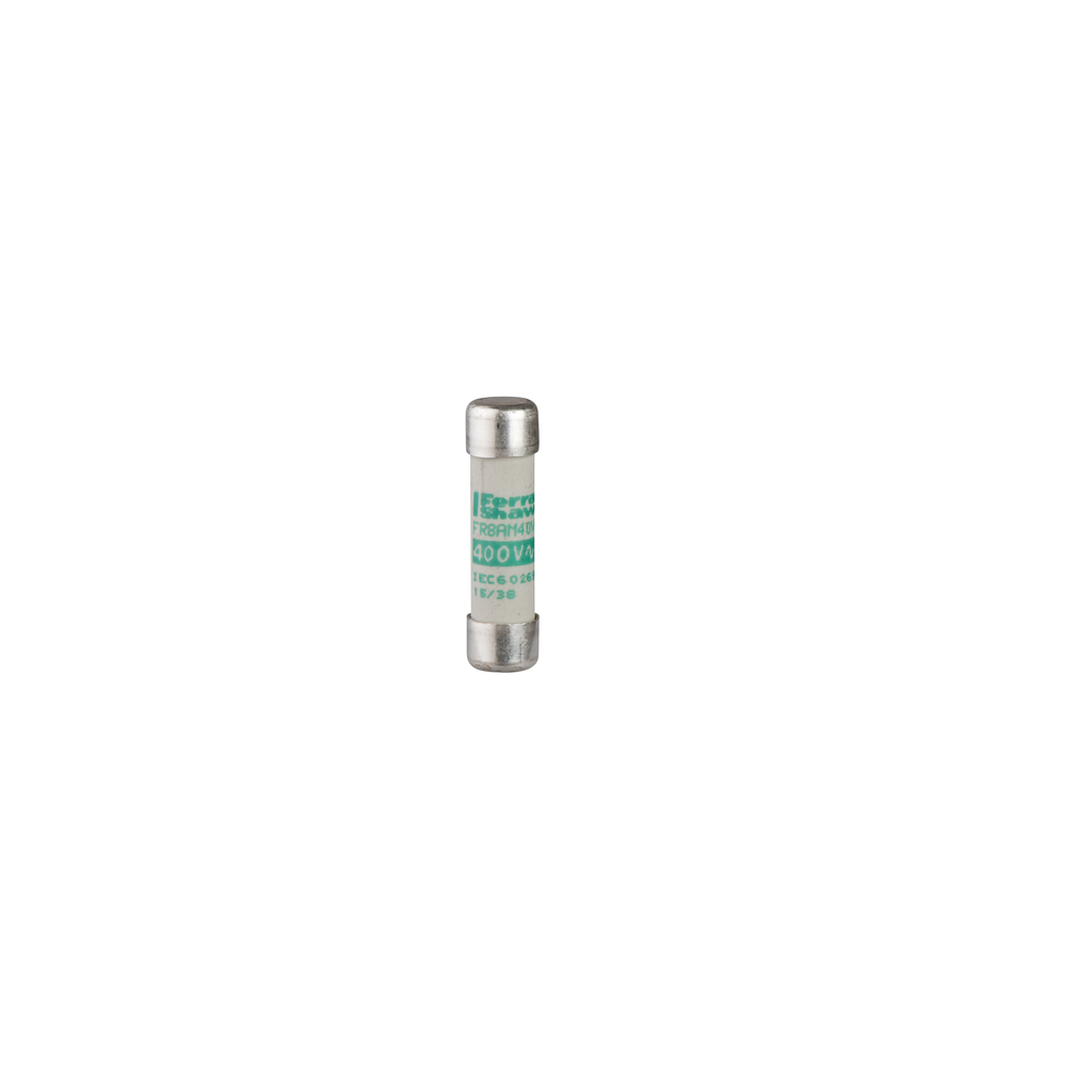 Mayer-NFC cartridge fuses, Tesys GS, cylindrical 10 mm x 38 mm, fuse type aM, 500VAC, 8 A, without striker-1