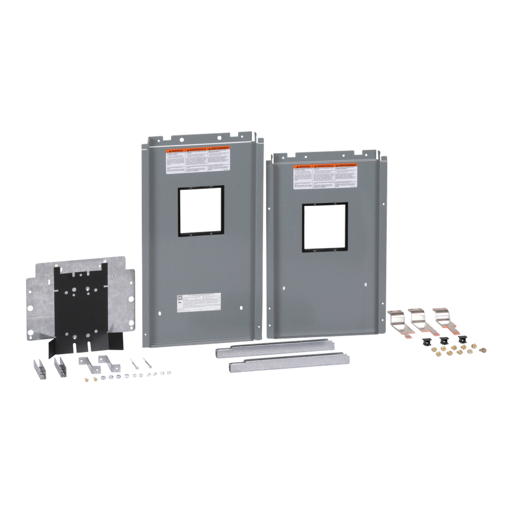 Mayer-NF Panelboard accy, installation kit, main breaker, 150 A, H frame-1