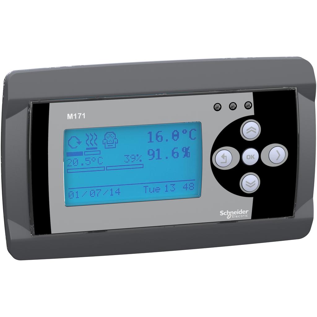Mayer-Modicon M171 Performance Display Graphic-1