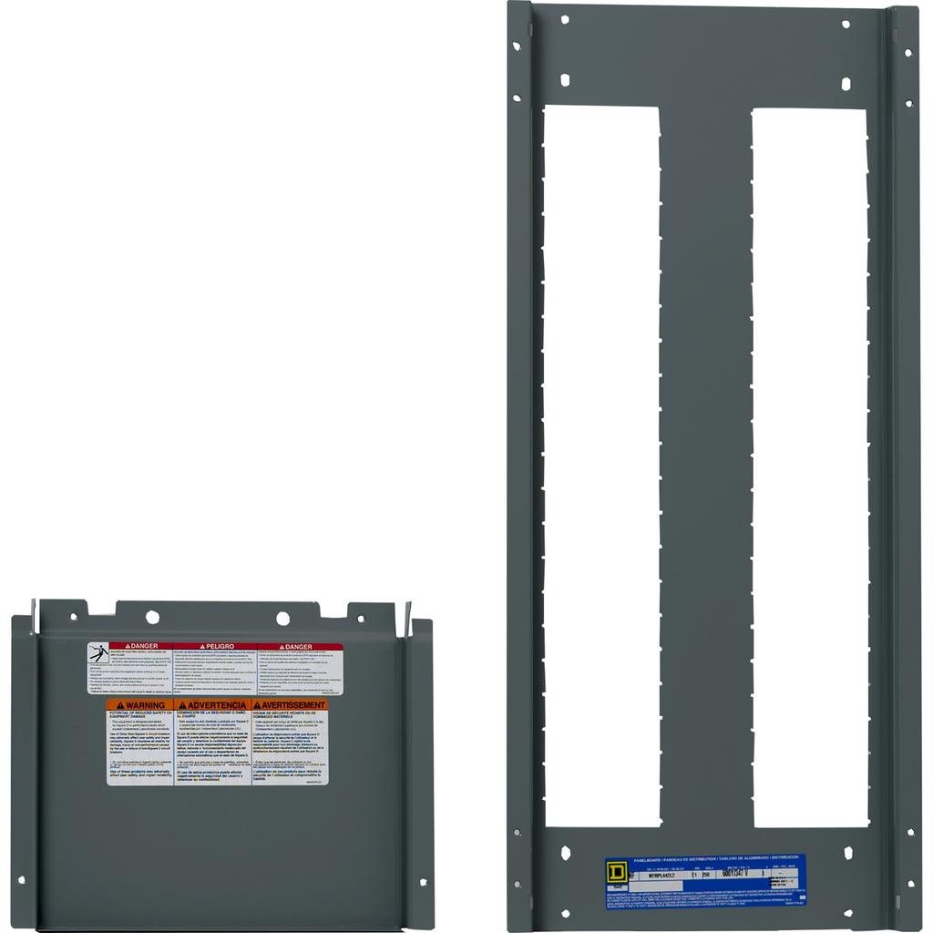 Mayer-NQ Panelboard Acc. Branch Deadfront Kit 400A, 1 Phase, 42 CCT-1