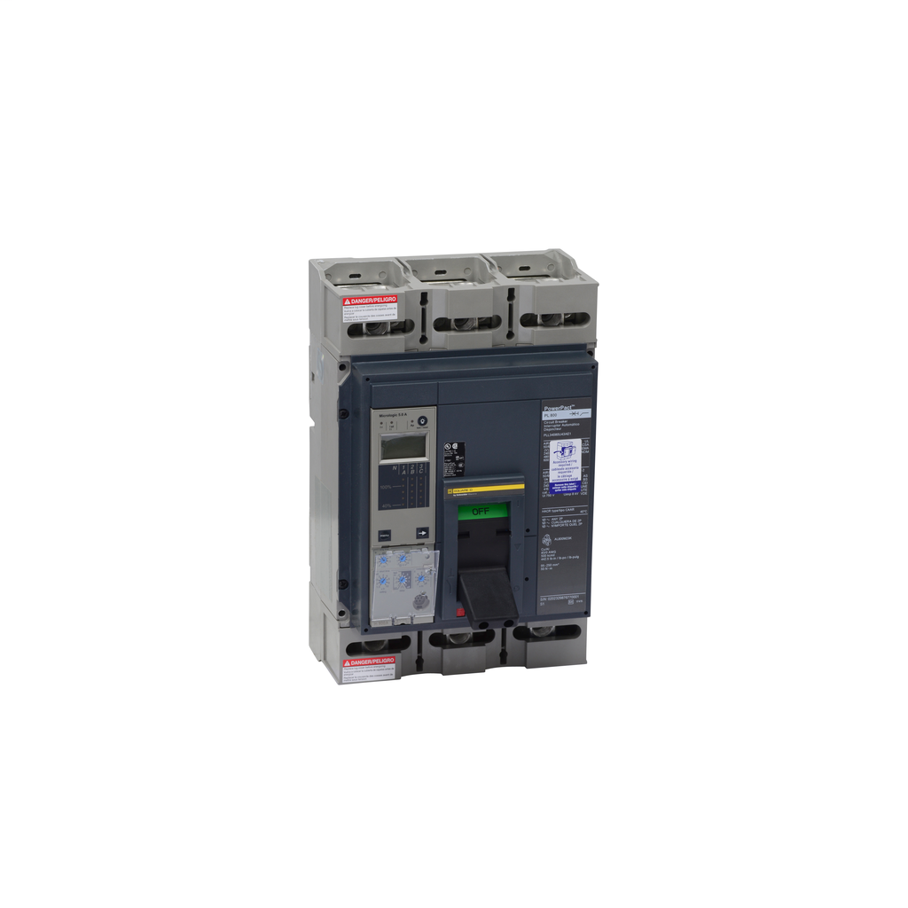 Mayer-MOLDED CASE CIRCUIT BREAKER 600V 400A-1