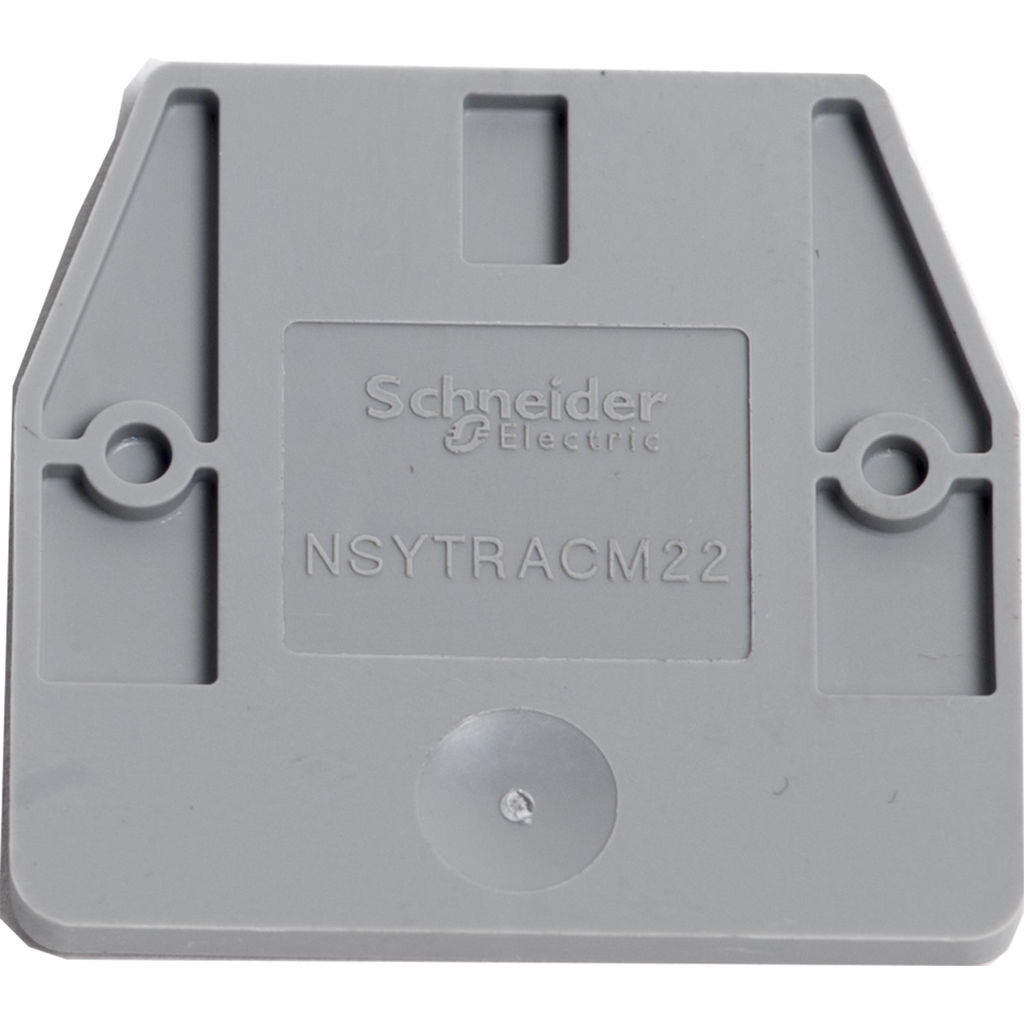 Mayer-END COVER FOR MINI SCREW TERMINALS NSYTRV-2M, 1MM WIDTH-1