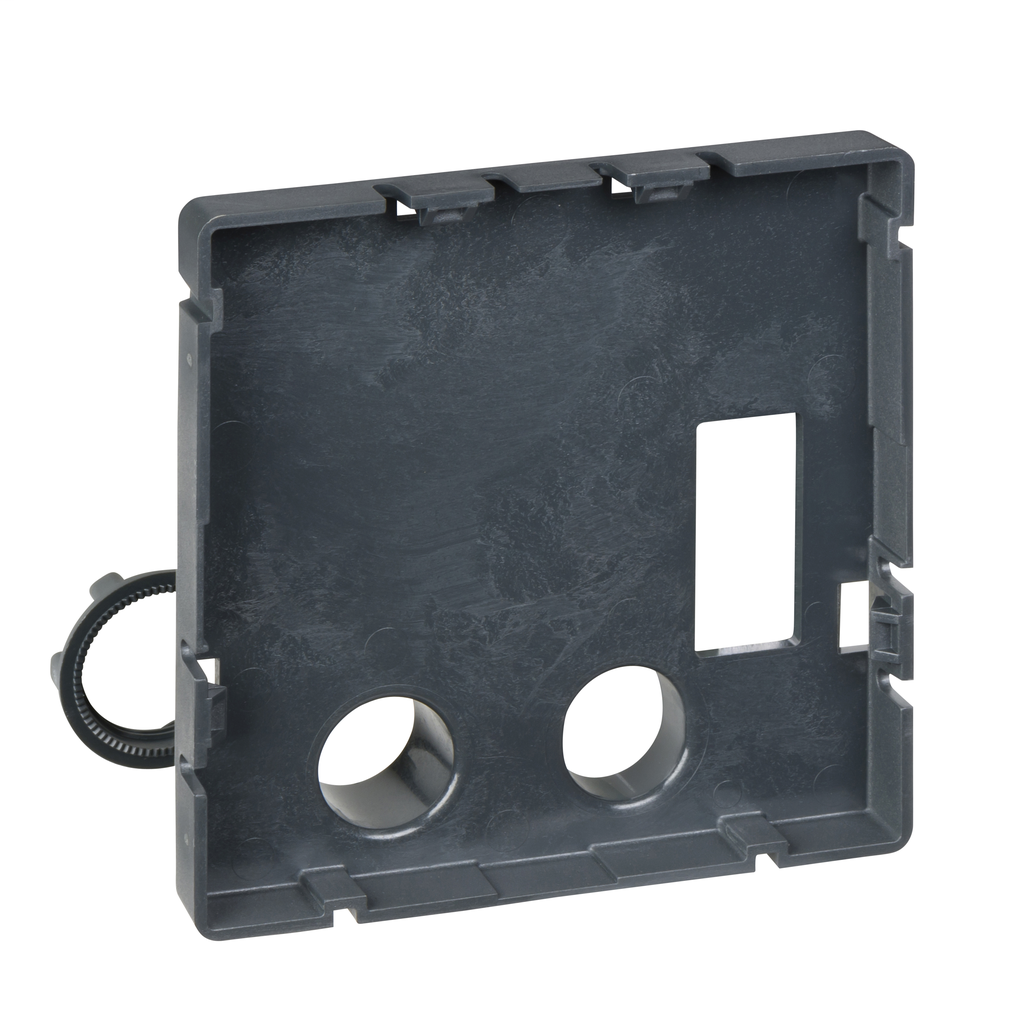 Mayer-mounting support for Front Display Module (FDM), 64 mm x 64 mm, diameter 22 mm-1