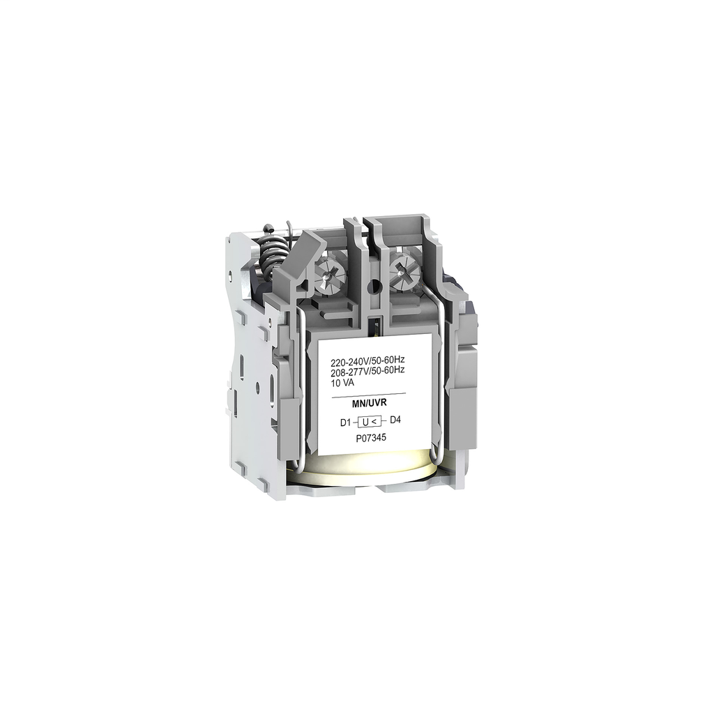 Mayer-MN undervoltage release, ComPact NSX, rated voltage 24 VDC-1