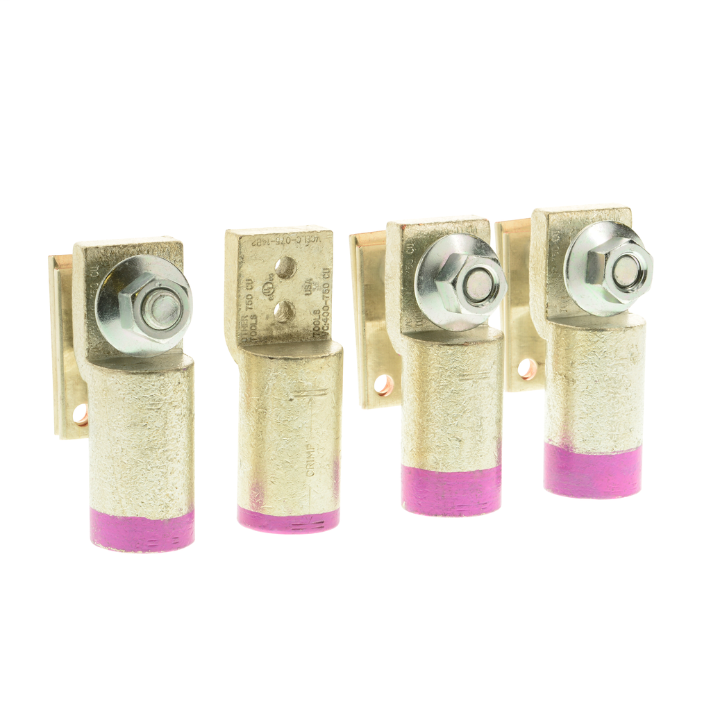 Mayer-NF Panelboard Acc. Compression Lug Kit 400A, Copper-1
