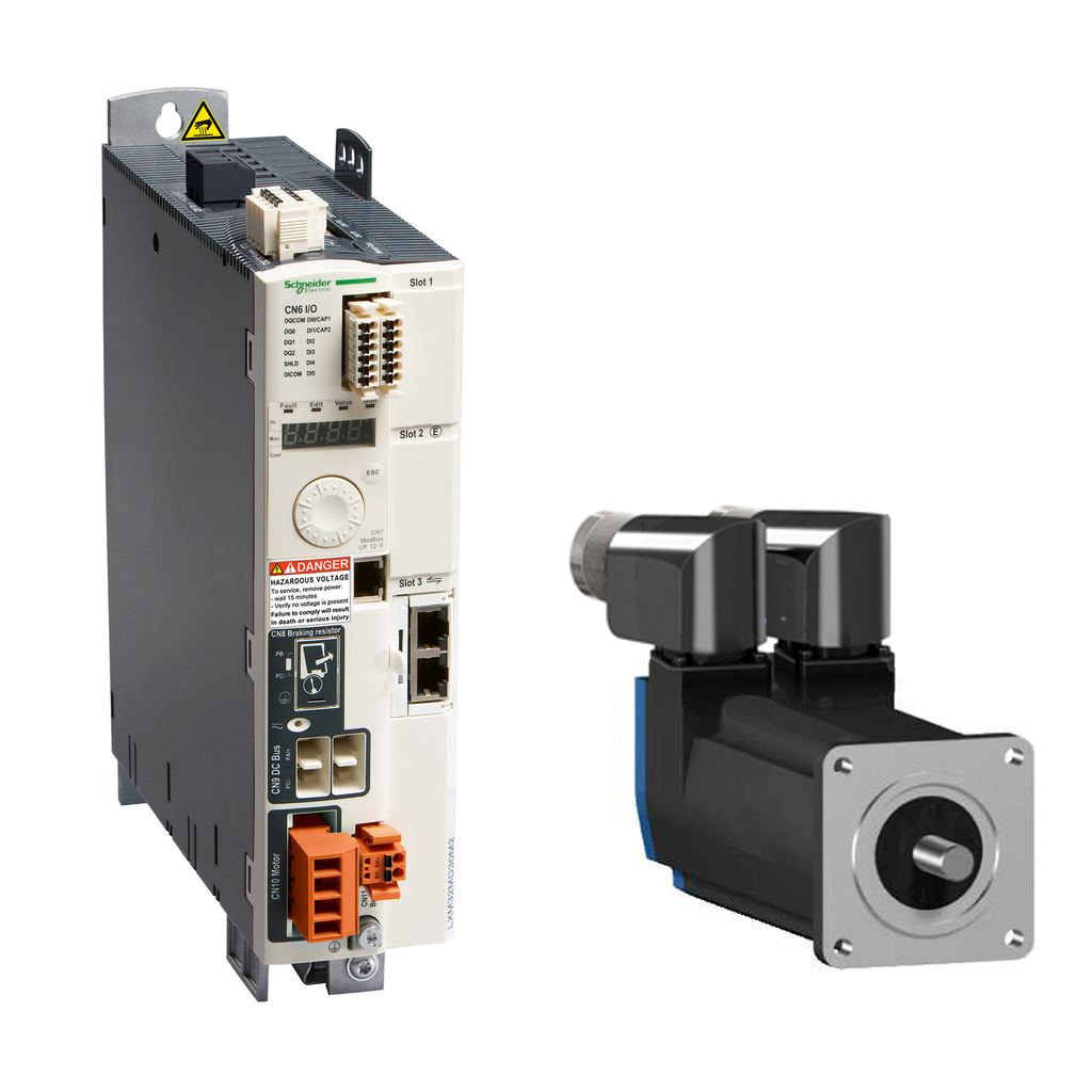 Mayer-Motion servo drive, Lexium 32 single phase supply voltage 115/230 V, 0.3/0.5 kW-1