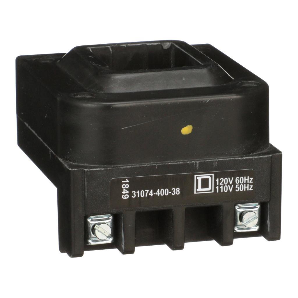 Mayer-NEMA Motor Starter, Type S, replacement coil, 110/120VAC 50/60Hz, 2 or 3 pole, NEMA size 3 starter and 8903SQ lighting-1