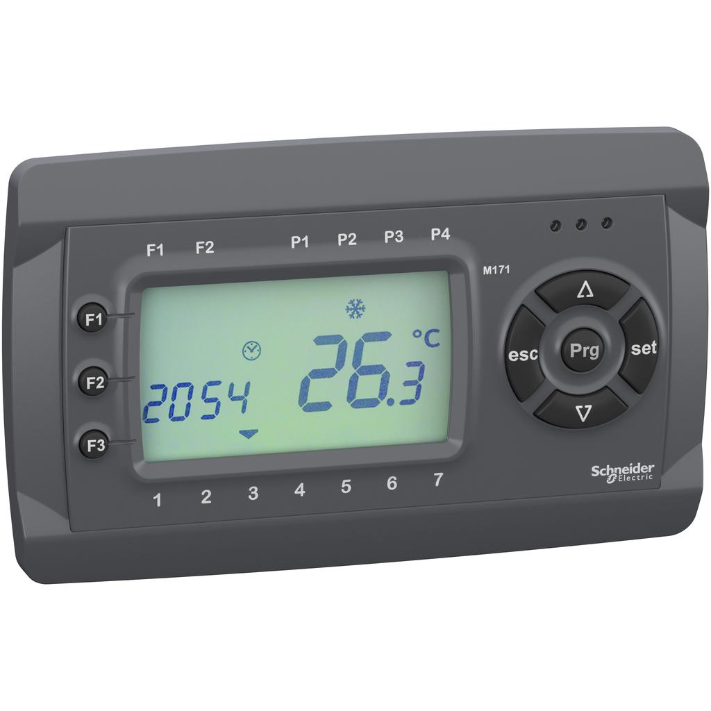 Mayer-Modicon M171 Optimized Display LCD-1