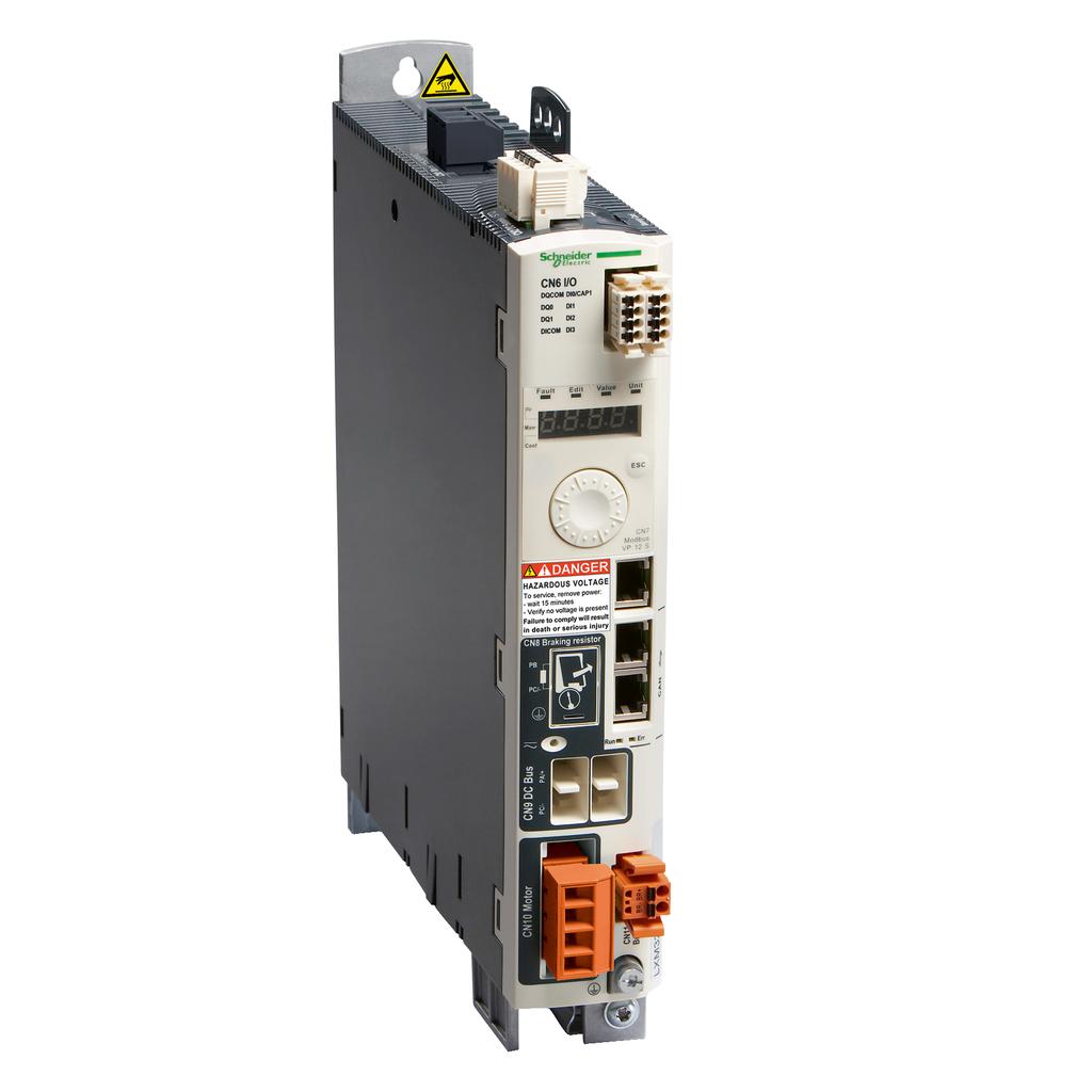 Mayer-Motion servo drive, Lexium 32, three phase supply voltage 208/480 V, 3 kW-1