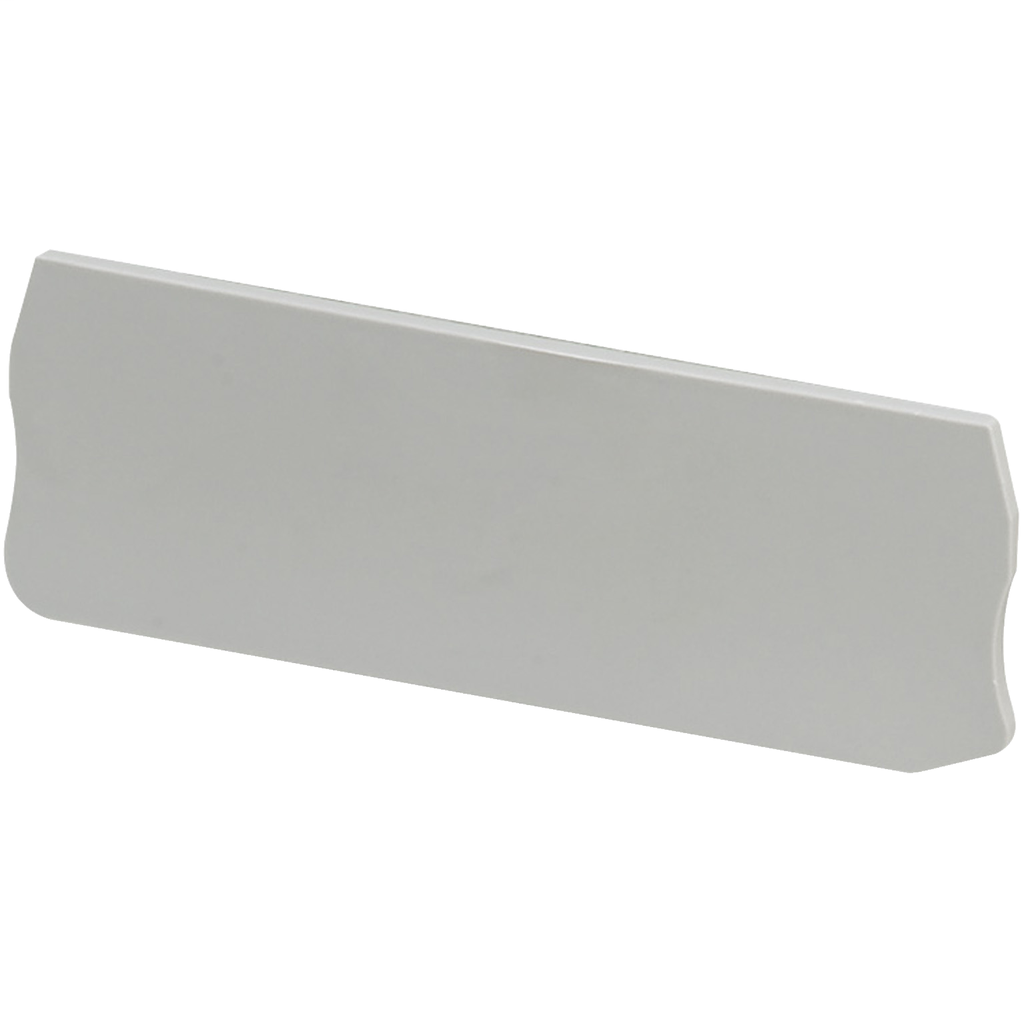 Mayer-END COVER, 4PTS, 2,2MM WIDTH, FOR SPRING TERMINALS NSYTRR44-1