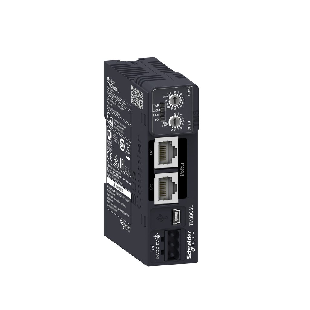 Mayer-IP20 I/O Distributed Optimized TM3 Bus Coupler Module Serial Line Interface-1